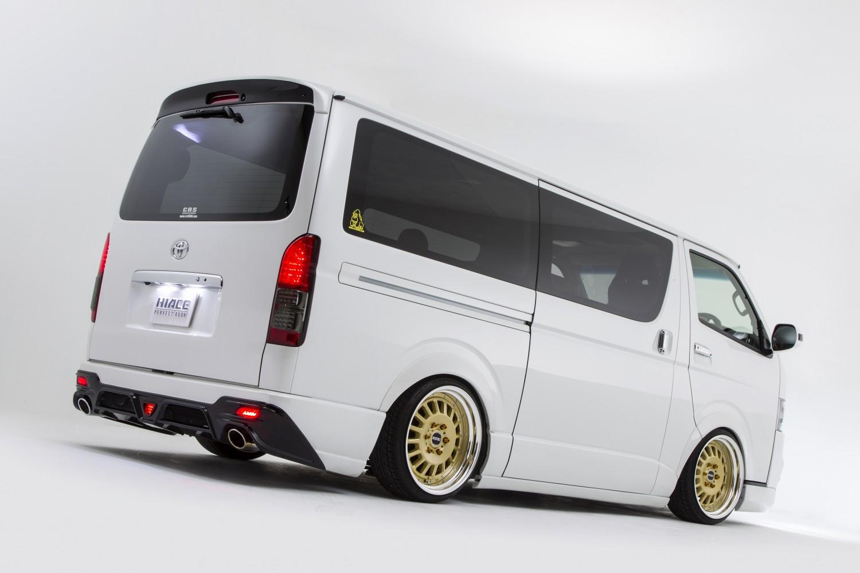 200系ハイエース・NV350キャラバン専門店 | カスタム・買取・パーツなら大阪、横浜、東京のCRS