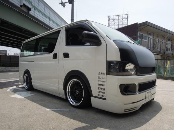 ドリフト初号機 中嶋様 TRH200V DX