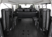 HIACE WAGON GL  COMPLETE 「Bed Kit 5」WAGON 3ナンバー 10人乗りのサムネイル