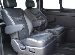 HIACE S-GL COMPLETE「LIMOUSINE 7」WAGON 3or5ナンバー 7人乗り