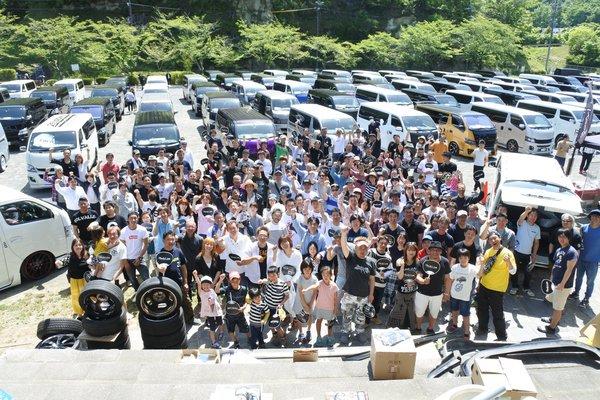 第6回CLUB350全国オフ会by岐阜