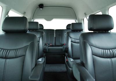HIACE S-GL COMPLETE「LIMOUSINE EXP-L」GRAND CABIN 3ナンバー 9人乗り