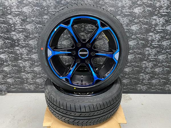 【ハイエース カスタム】お買い求めやすいホイール+タイヤセットがシークレットセールにUP!