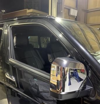 最近のCRS大阪店工場作業はすごい!!新車作業にて気になったハイエースパーツ・おすすめパーツ紹介!