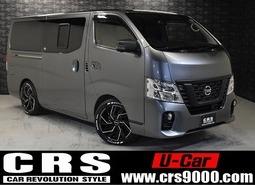 R1年式 NV350キャラバン プレミアムGX 2WD 2500㏄ (ガソリン車) 5人乗車 2.3万km