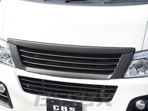 キャラバン用 フロントグリル ABS製 スーパーブラック(KH3)【代引不可】