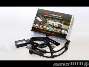 2〜4型3.0Lディーゼル車用 TDI TUNING BOX ツインチャンネル CRTD2