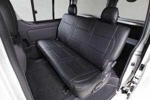 ESSEX S-GL用シートカバー リアシート用 スタンダードタイプ