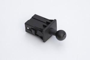 ワイヤレス充電ホルダー向けスイッチホールカバー15.8φ Atype(4型~)