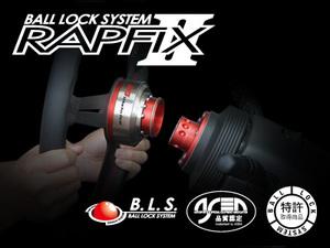 RAPFIX2 ラフィックス2ボールロックシステム