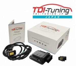 3.0Lディーゼル車用 TDI TUNING BOX ツインチャンネル CRTD4 【代引不可】