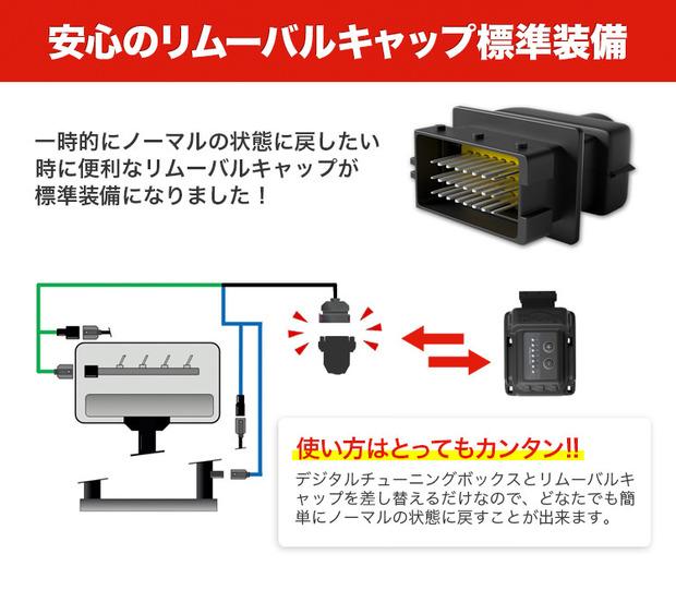 4.5型 新型2.8Lディーゼル車用 TDI TUNING BOX ツインチャンネル CRTD4【代引不可】