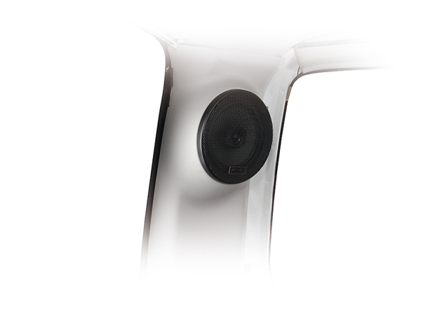 ナローS-GL用 Dピラースピーカーフルセット グレー (LED付)