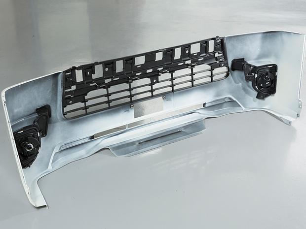 ナロー4型用 コンバージョンバンパーVer.IV ABS製【個人宅への配送・代引不可】