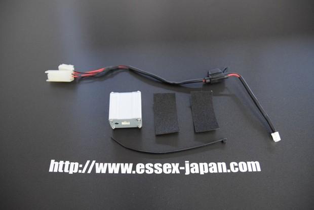 2.1A出力 ヒートシンク付USB充電ポート 汎用丸形