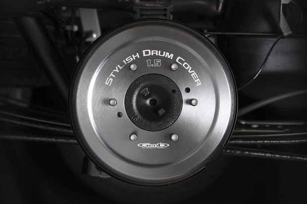 NV350用 スタイリッシュドラムカバーWCD01GC【代引不可】