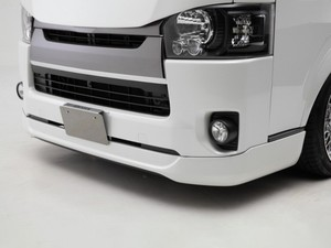 ナロー4型用 フロントリップスポイラーVer.IV ABS製【代引不可】