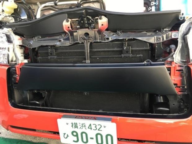 ナロー4型用 QUATTRO フロントグリル FRP製