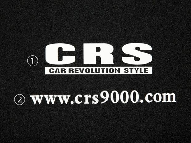 CRS ステッカー