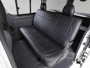 ESSEX S-GL用シートカバー リアシートのみ スタンダードタイプ