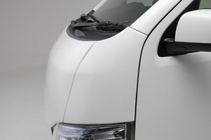 キャラバン用 コーナーパネル 左右セット ABS製 ブリリアントホワイトパール【代引不可】