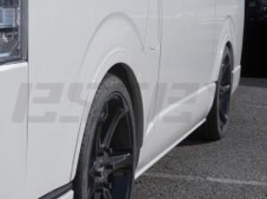 リーガルフェンダー 出幅6mm ABS製 【代引不可】【車検対応】