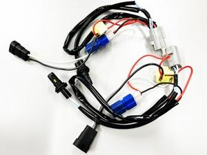 CRS 4型LEDルックヘッド用 3型HID車変換ハーネス