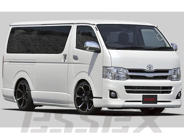 ナロー3型用 フロントリップスポイラーVer.III ABS製【代引不可】