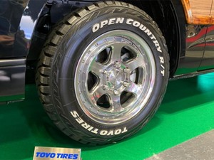 215/65R16C 109/107Q TOYO OPENCOUNTRY R/T