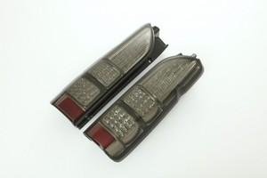 【全型式取付可能】1〜3型純正ルック LEDテールランプ  オールスモーク